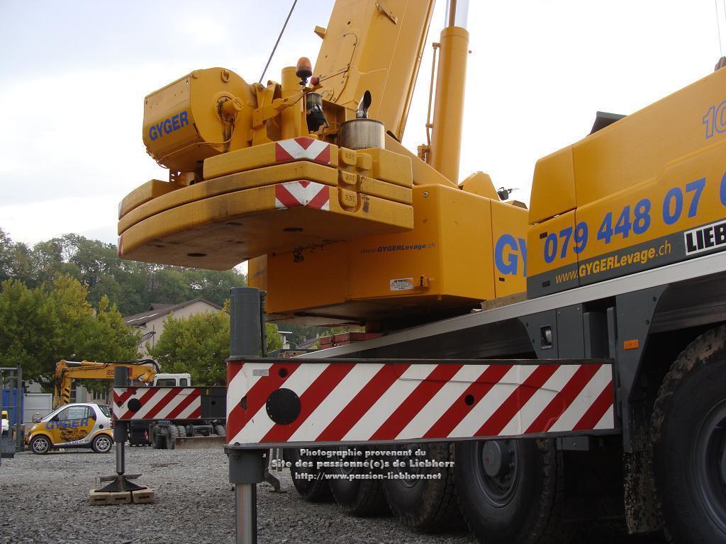 Les grues de DE GYGER (Suisse) 20091021dsc02934-