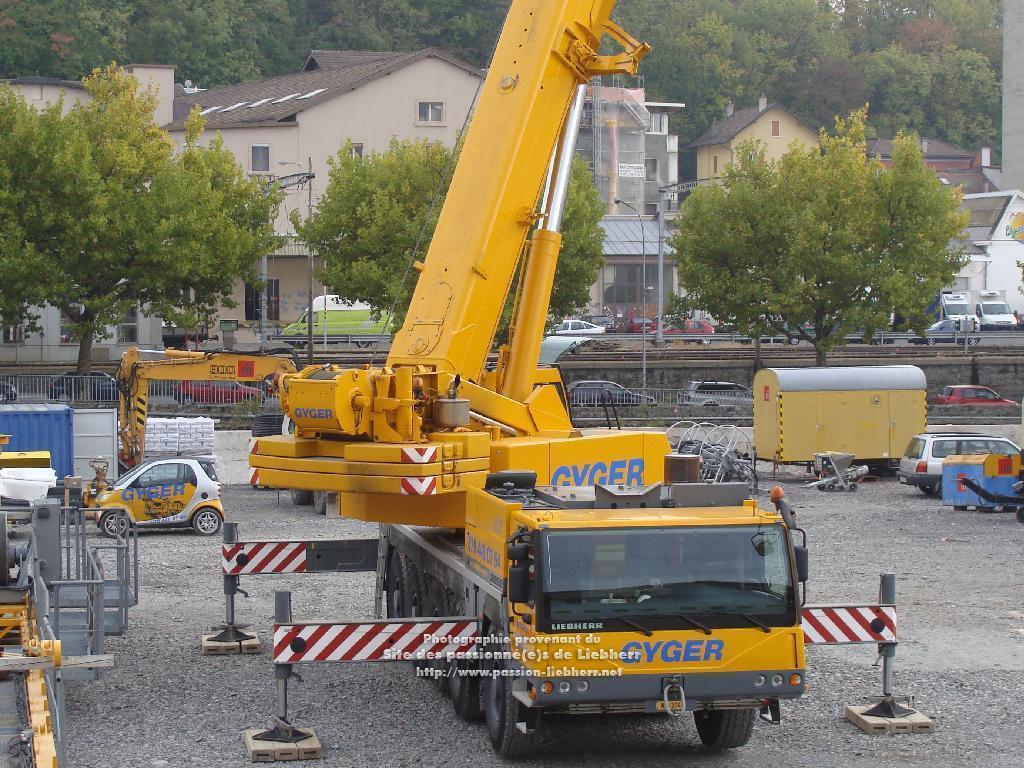 Les grues de DE GYGER (Suisse) 20091021dsc02947-