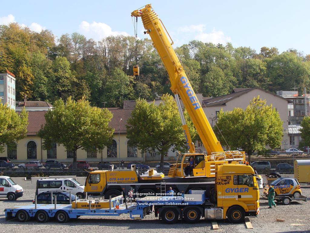 Les grues de DE GYGER (Suisse) 20091022dsc02957-