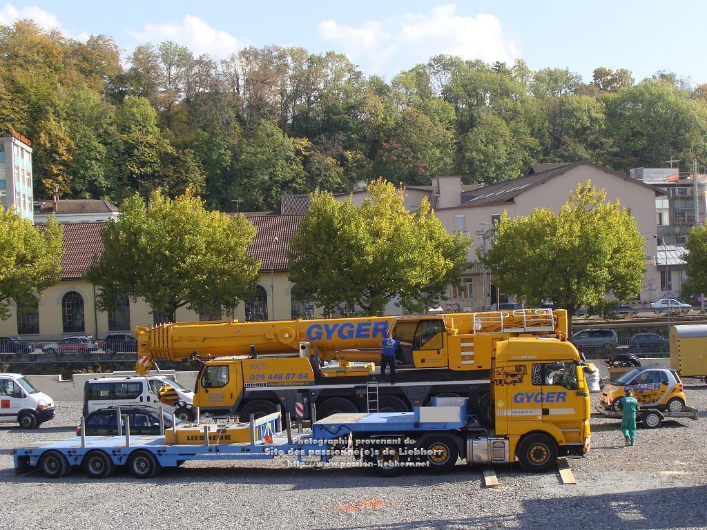 Les grues de DE GYGER (Suisse) 20091022dsc02964-