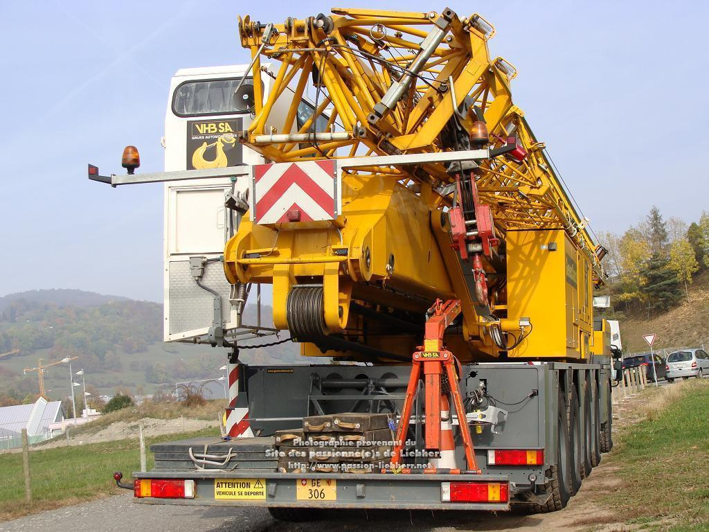 Grue mobile de construction Liebherr MK 100 20091031dsc03225-