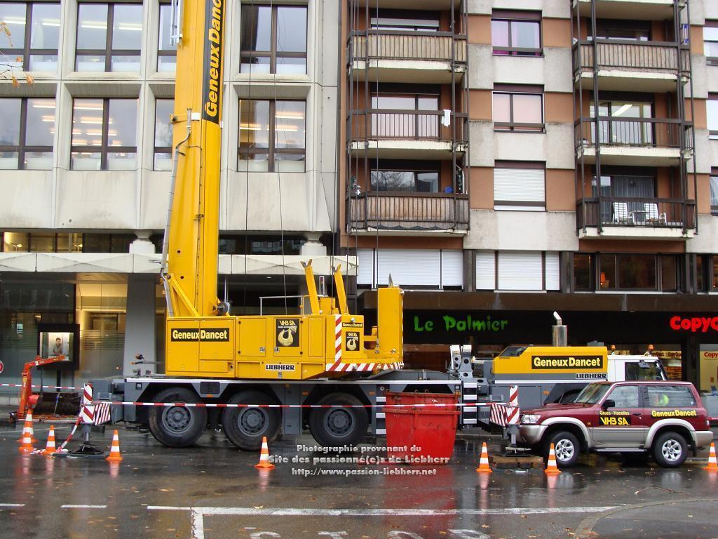 Grue mobile de construction Liebherr MK 100 20091102dsc03277-