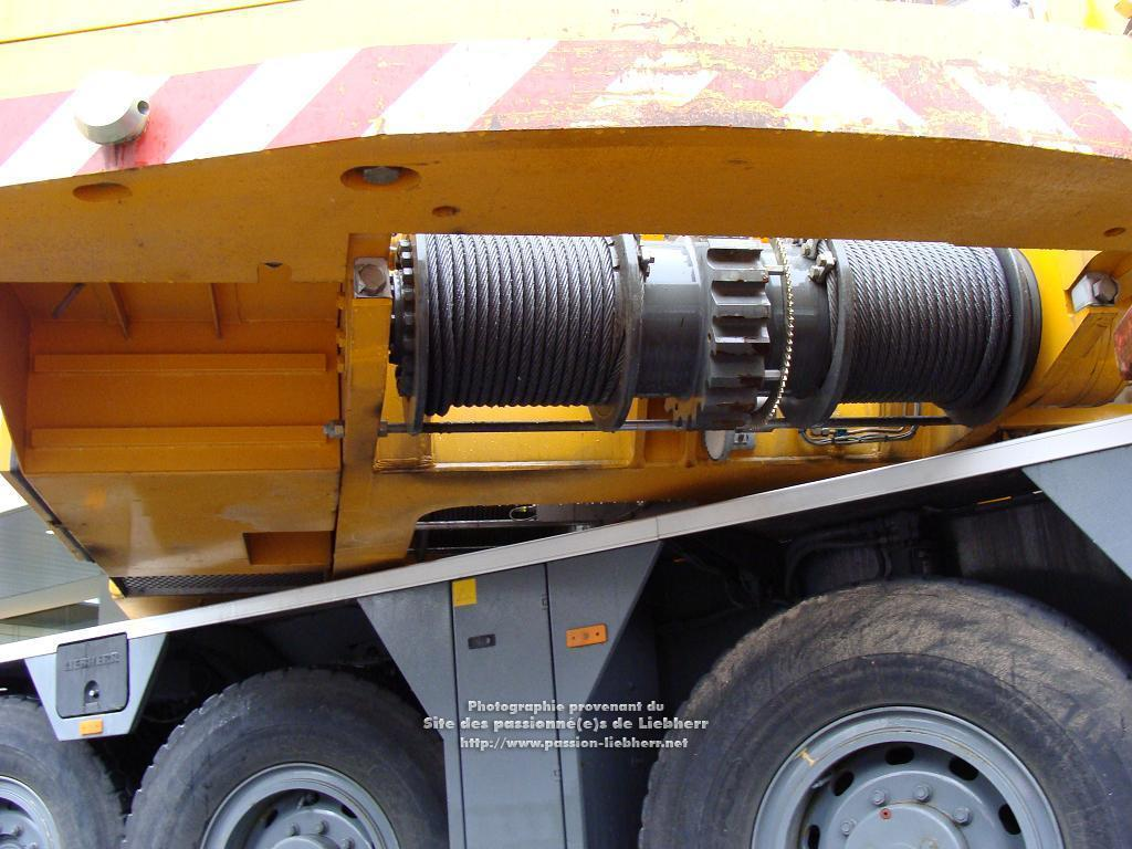 Grue mobile de construction Liebherr MK 100 20091102dsc03290-
