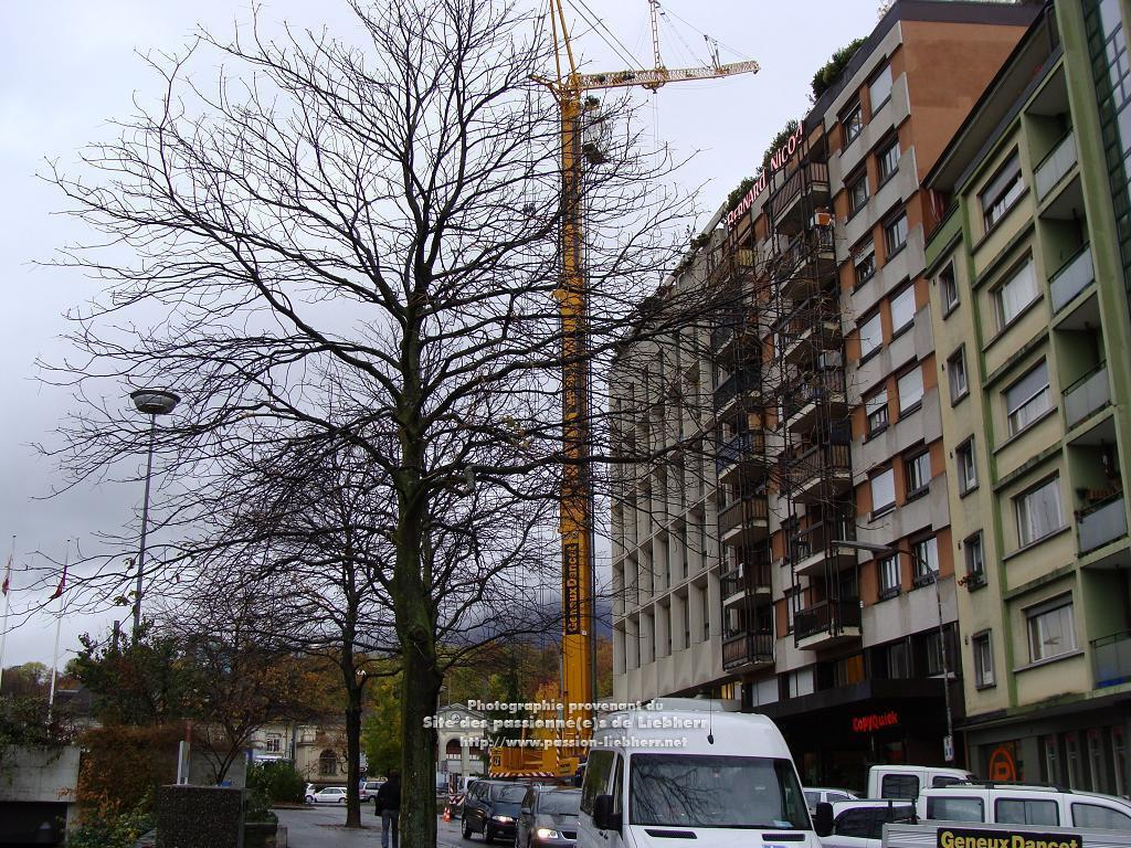 Grue mobile de construction Liebherr MK 100 20091102dsc03296-