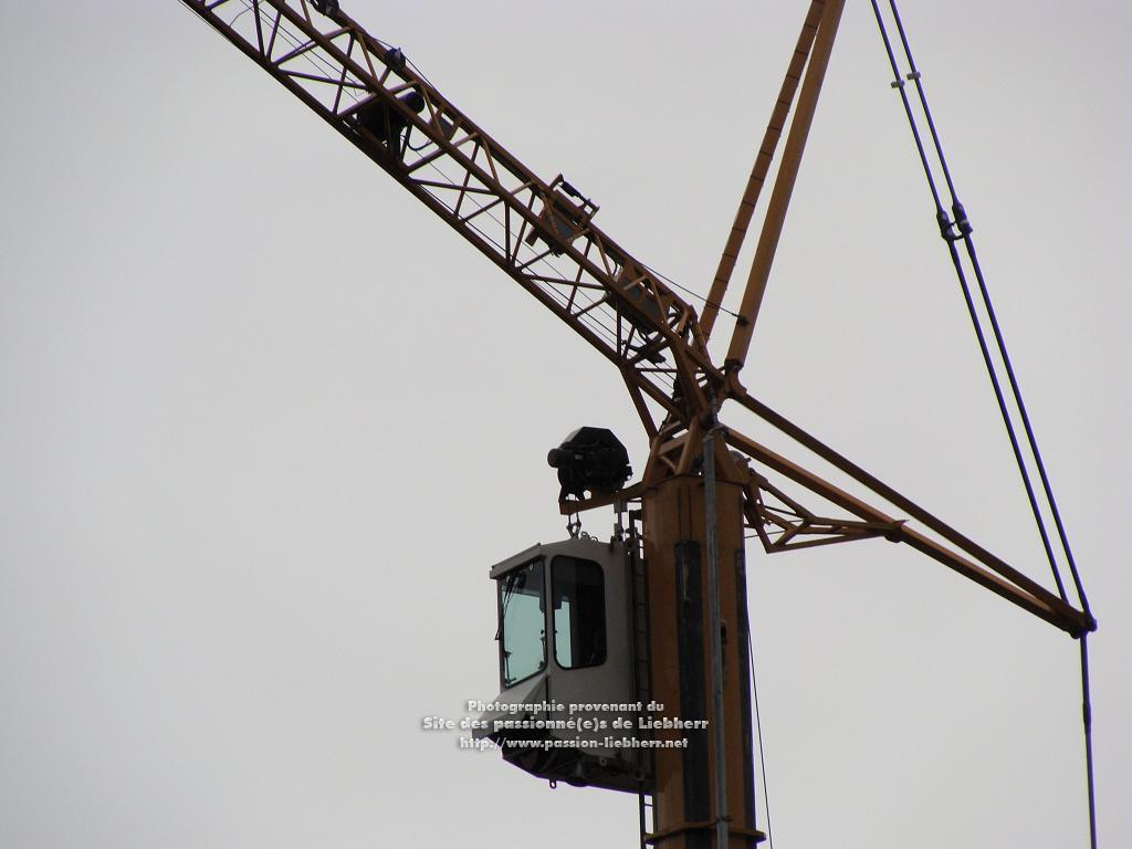 Grue mobile de construction Liebherr MK 100 20091102dsc03306-
