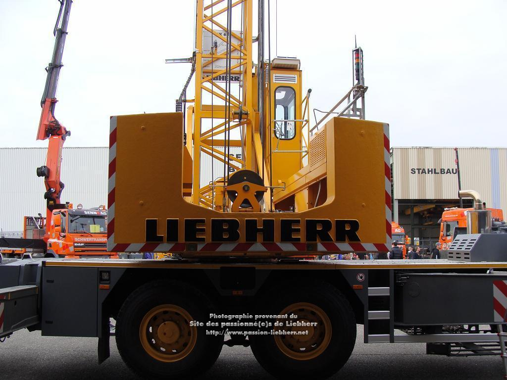 Grue mobile de construction Liebherr MK 63 20100410dsc04267-
