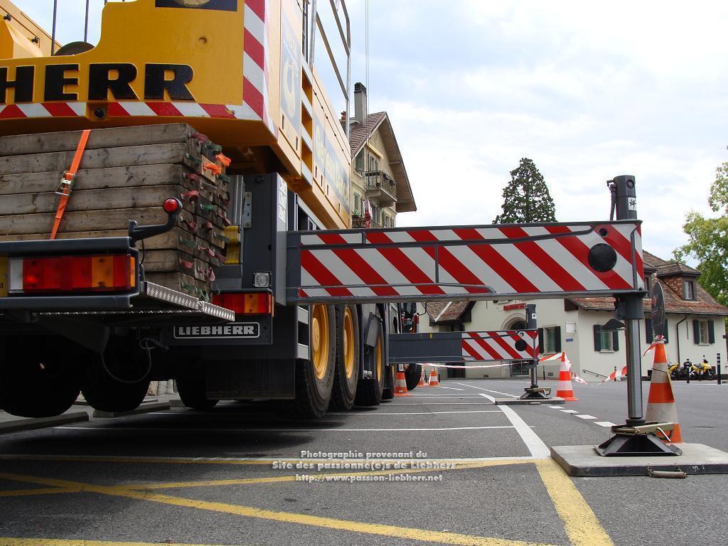 Grue mobile de construction Liebherr MK 88 20100608dsc04789-