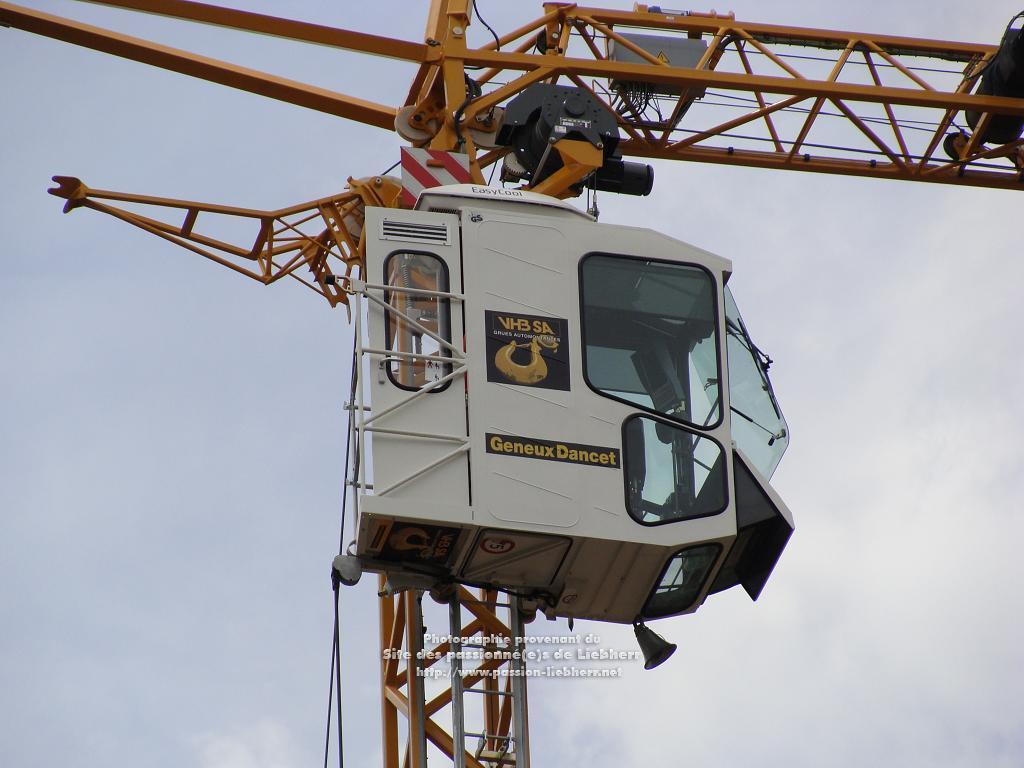 Grue mobile de construction Liebherr MK 88 20100608dsc04799-