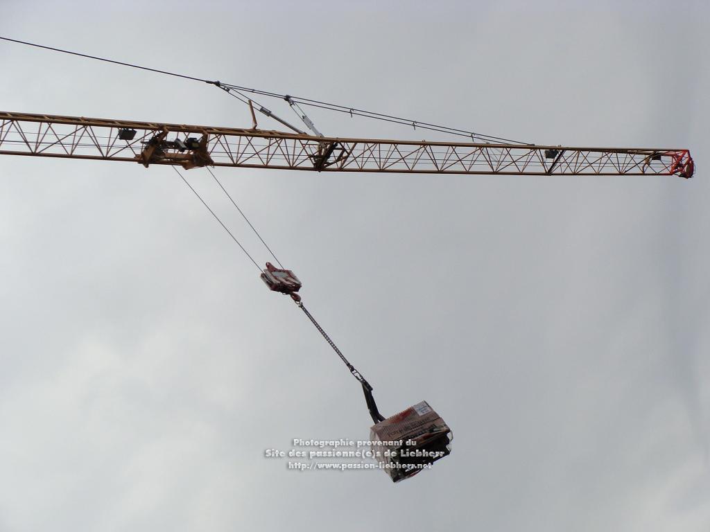 Grue mobile de construction Liebherr MK 88 20100608dsc04801-