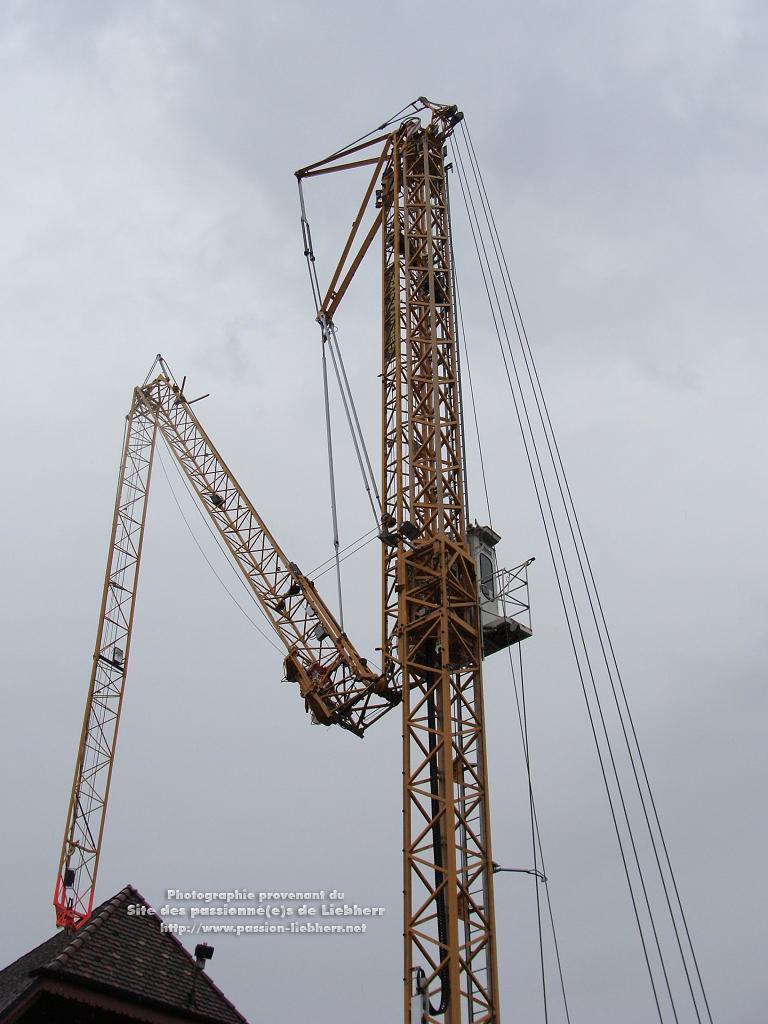 Grue mobile de construction Liebherr MK 88 20100608dsc04815-