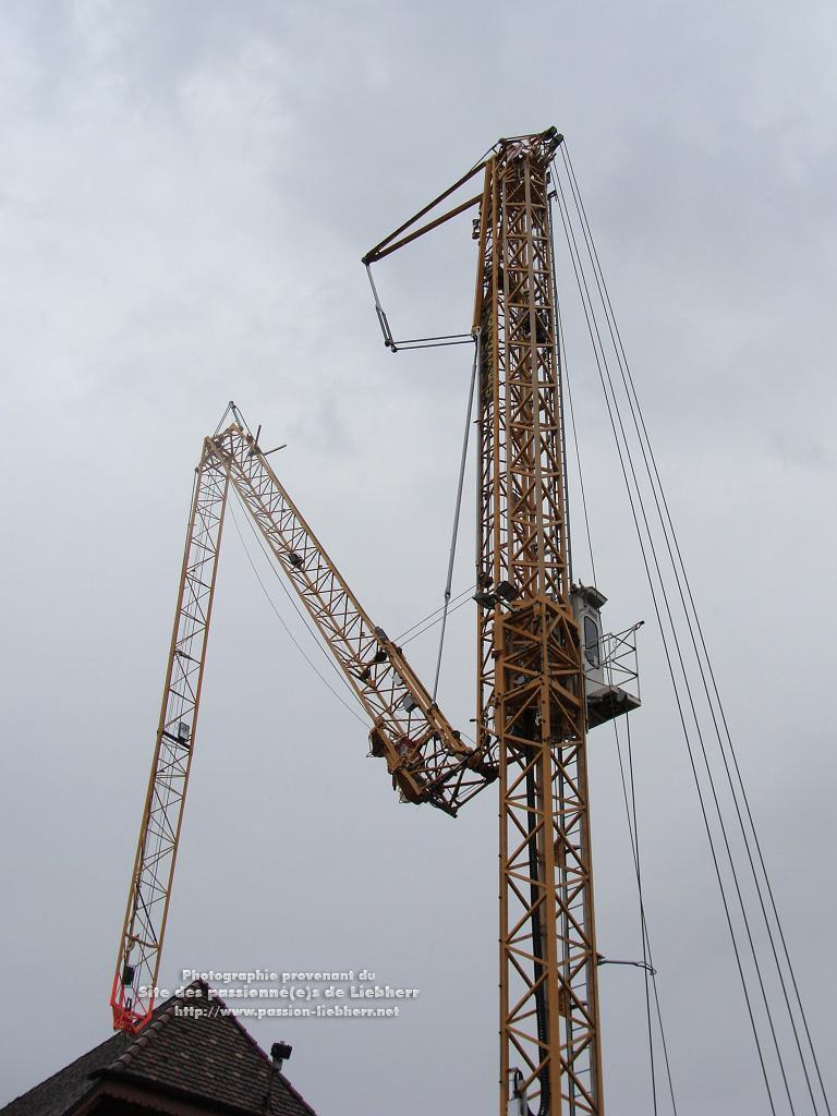 Grue mobile de construction Liebherr MK 88 20100608dsc04816-