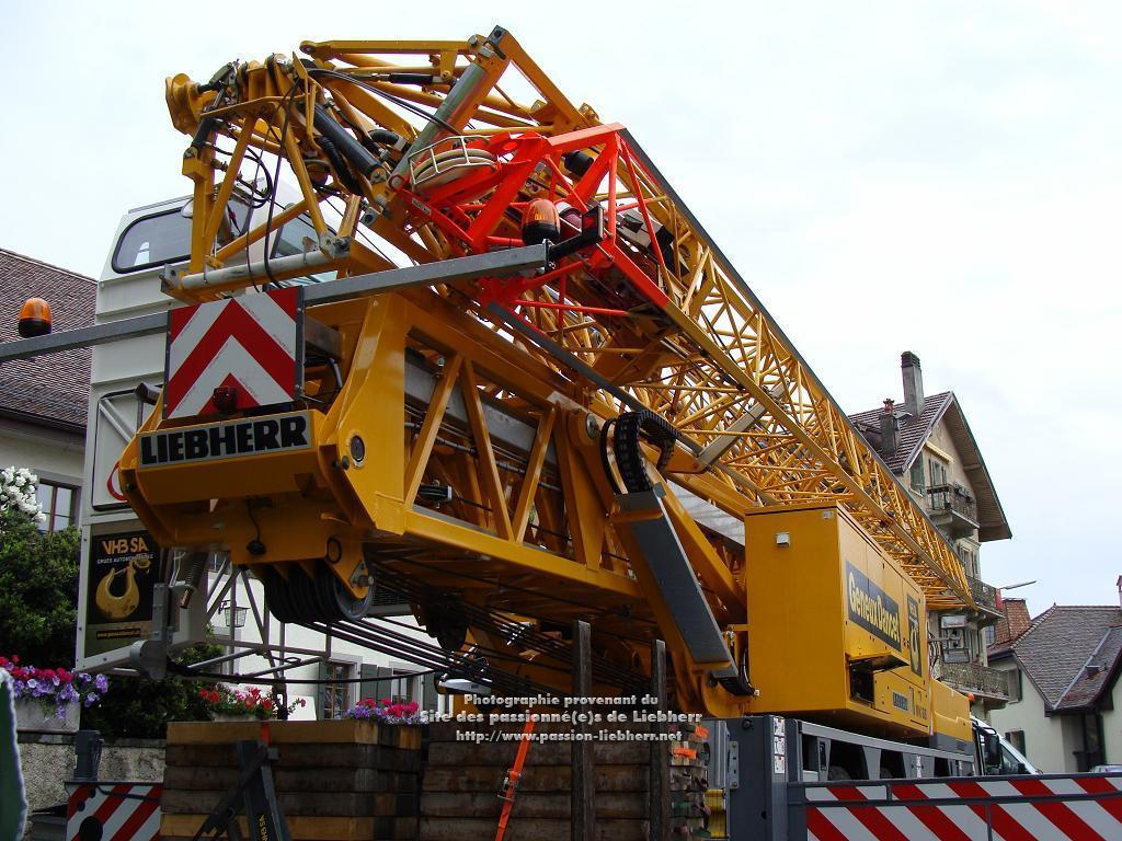 Grue mobile de construction Liebherr MK 88 20100608dsc04829-
